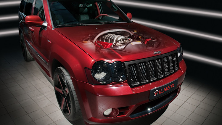 Vilner gets American tackles Hennesseytuned Jeep Grand Cherokee
