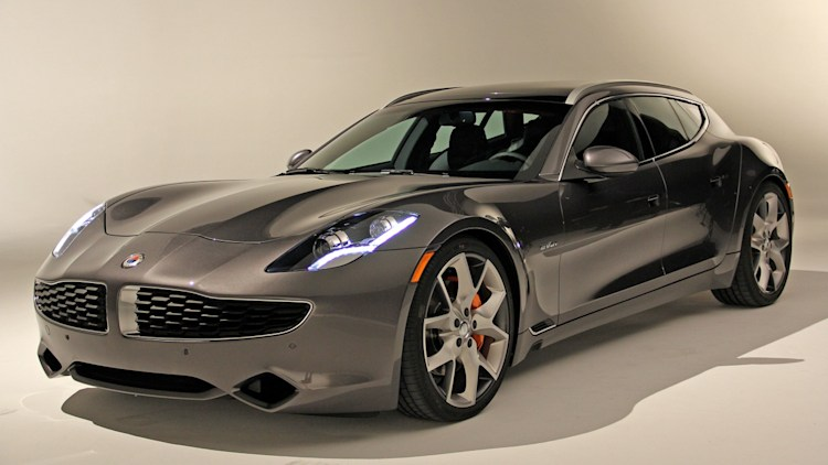 Fisker Surf Shooting Brake