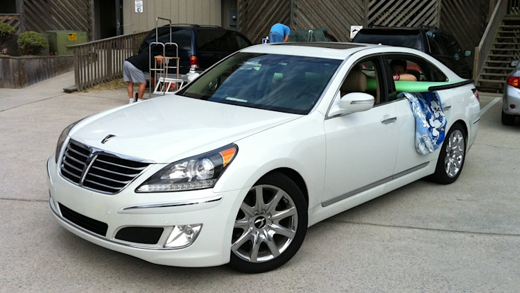 2011 Hyundai Equus Ultimate Wrap Up W Videos Autoblog
