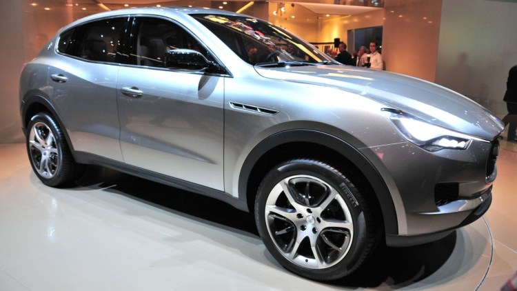 maserati levante crossover not jeep based after all autoblog. Black Bedroom Furniture Sets. Home Design Ideas