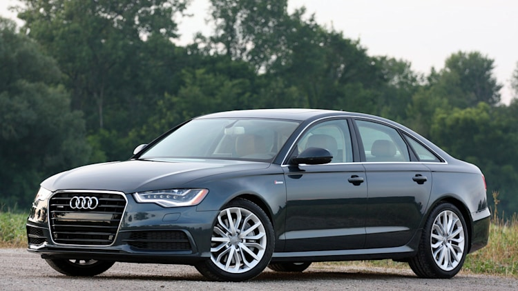 2012 Audi A6 3 0t Quattro W Video Autoblog
