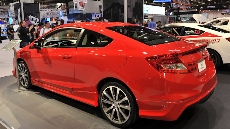 2013 Civic Si Coupe Hfp Body Kit Autos Post
