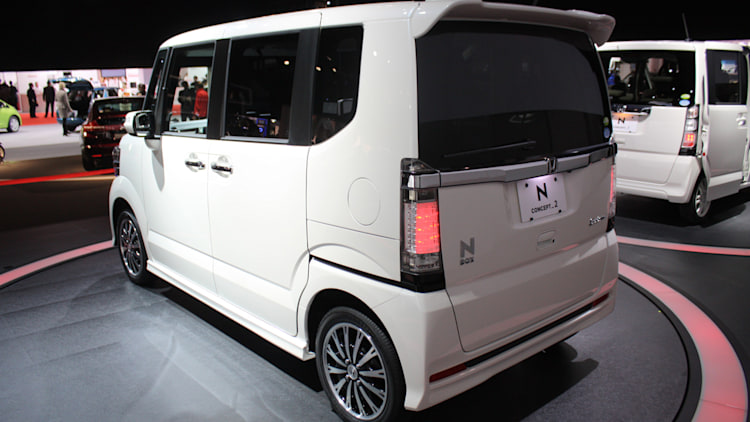 honda n box custom