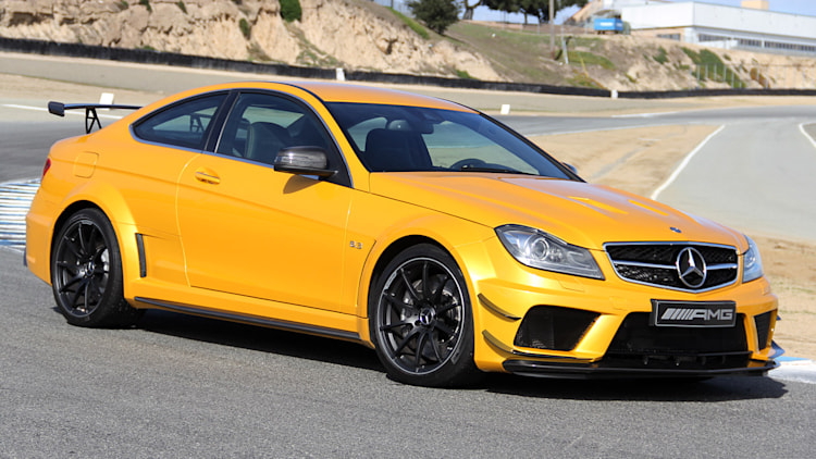 2012 mercedes benz c63 amg coupe black series review photo - Mercedes Benz C63 Amg Black Series White
