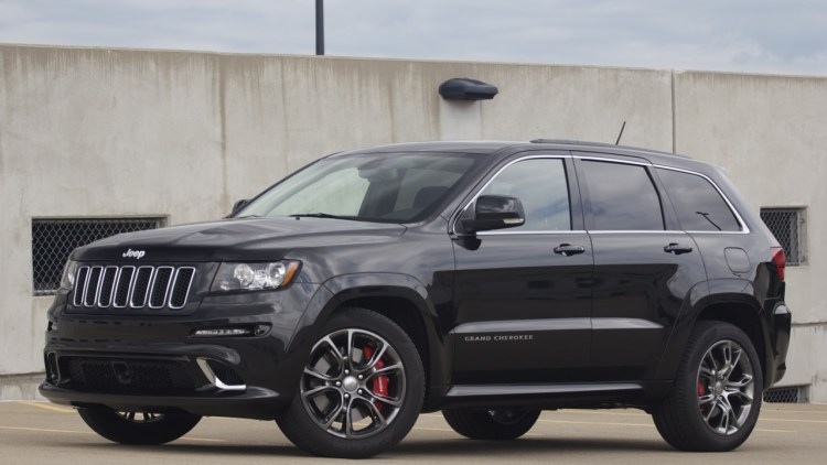 2012 Jeep Grand Cherokee SRT8 Review  Autoblog