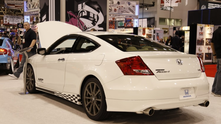2011 Honda Accord Coupe V6 Concept Goes Supercharged