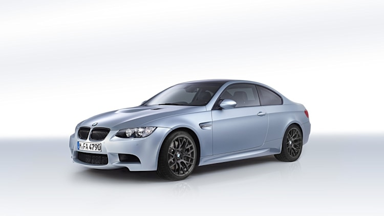 2012 BMW M3 Competition Edition