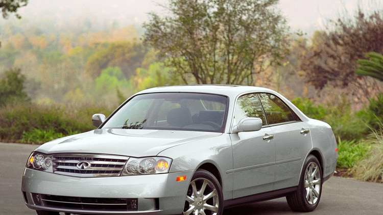 2004 Infiniti M45 Photo Gallery - Autoblog