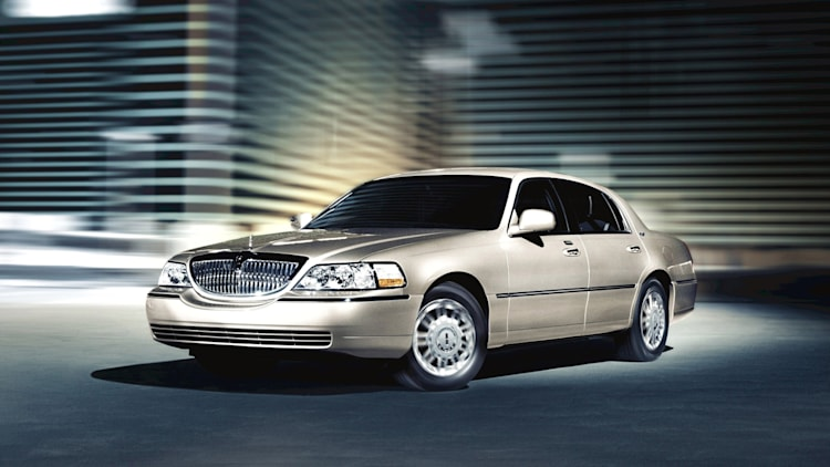 Lincoln Town Car  - 90 percent