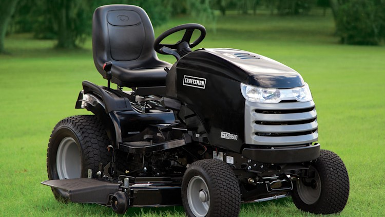 Craftsman CTX 9500 Garden Tractor Photo Gallery Autoblog