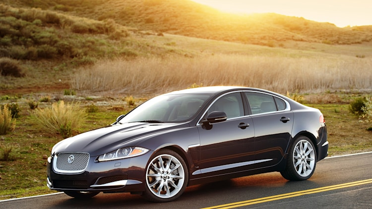 2012 Jaguar XF Supercharged