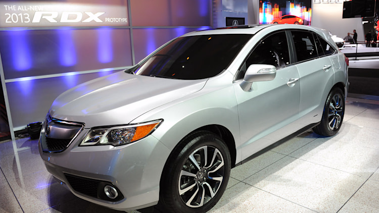 2013 acura rdx drops turbo four in favor of v6 autoblog. Black Bedroom Furniture Sets. Home Design Ideas