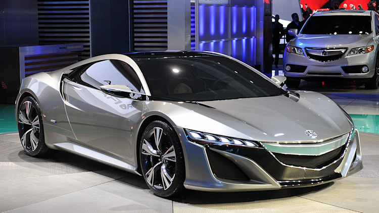 Why Is The Acura Nsx Being Built In Ohio W Poll Autoblog