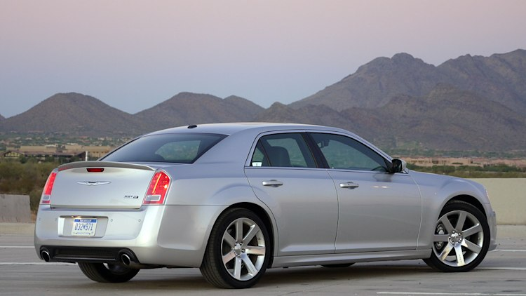 Chrysler to challenge locals with less-costly 300 SRT8 in ...
