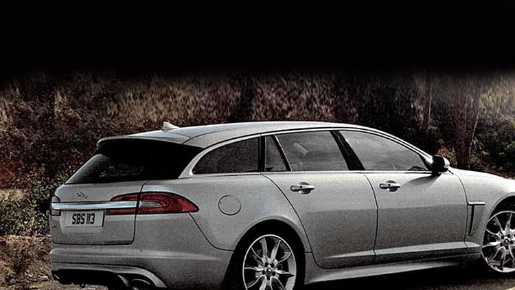 Jaguar XF Sportbrake photos