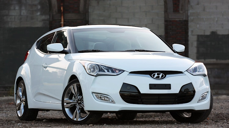 2012 Hyundai Veloster: Review Photo Gallery - Autoblog
