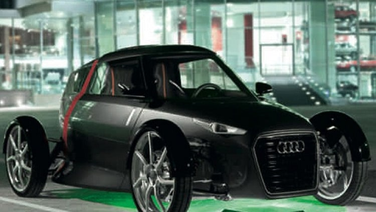 Audi Reveals Seven Future Technologies In Development
