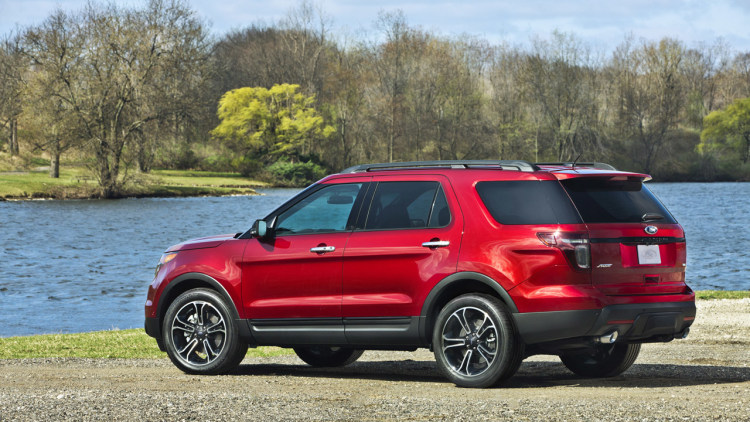 2013 ford explorer sport the first ever high performance explorer. Cars Review. Best American Auto & Cars Review