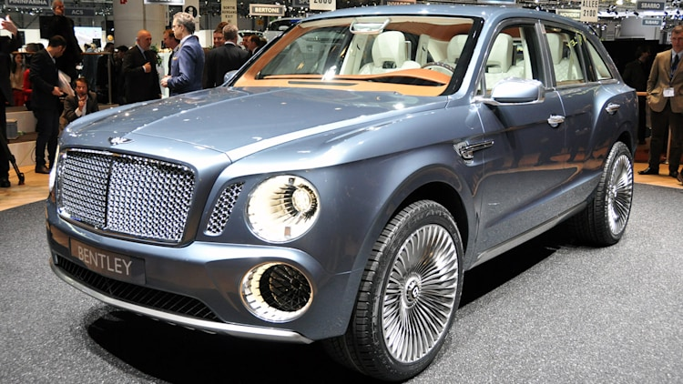 bentley jeep