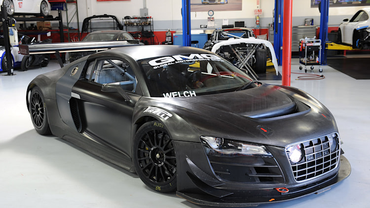 An inside look at the Audi R8 LMS and its future of racing in the ...