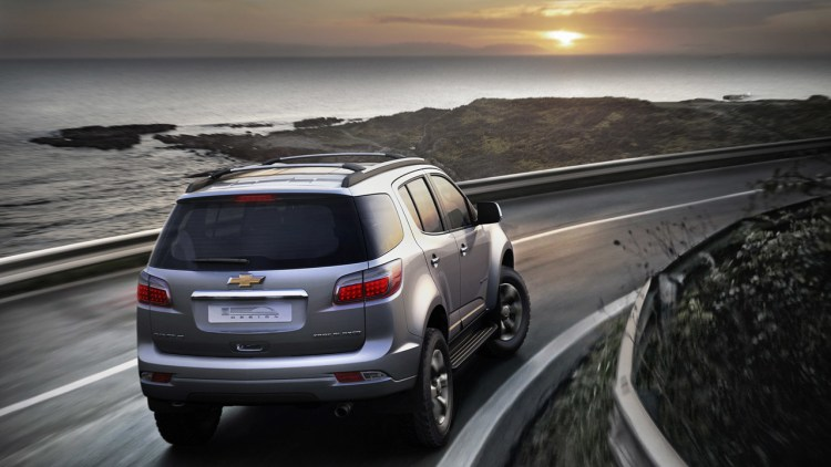 Chevy Trailblazer headed for US in 2014  Autoblog
