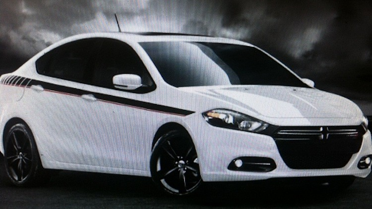 dodge dart factory graphics packages revealed autoblog. Cars Review. Best American Auto & Cars Review