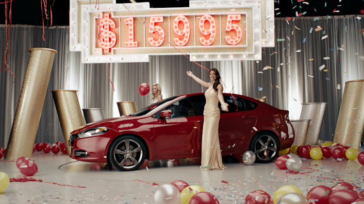 dodge dart commercial new rules