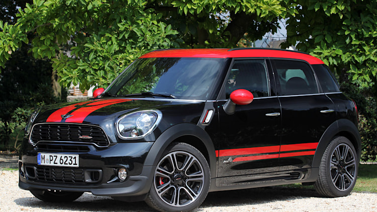 2013 Mini Countryman John Cooper Works All4