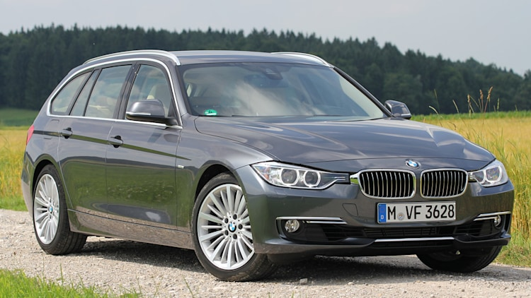 2014 BMW 3 Series Sports Wagon