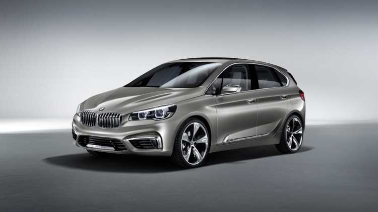 2012 BMW Concept Active Tourer
