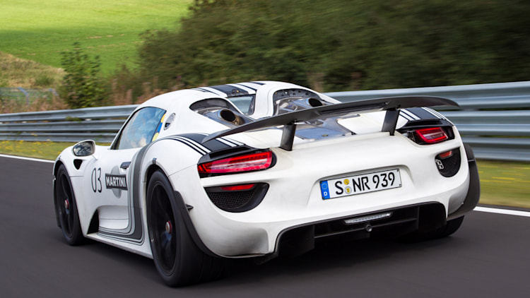 2014 Porsche 918 Spyder Deep Dive Photo Gallery  Autoblog
