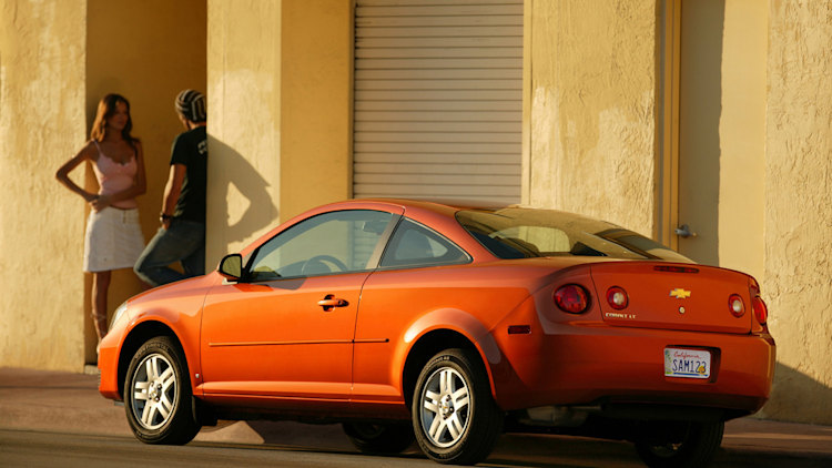 2007-2009 GM fuel pump recall vehicles