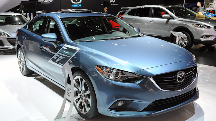 Mazda announces diesel engine for Mazda6 larger 25L for CX5