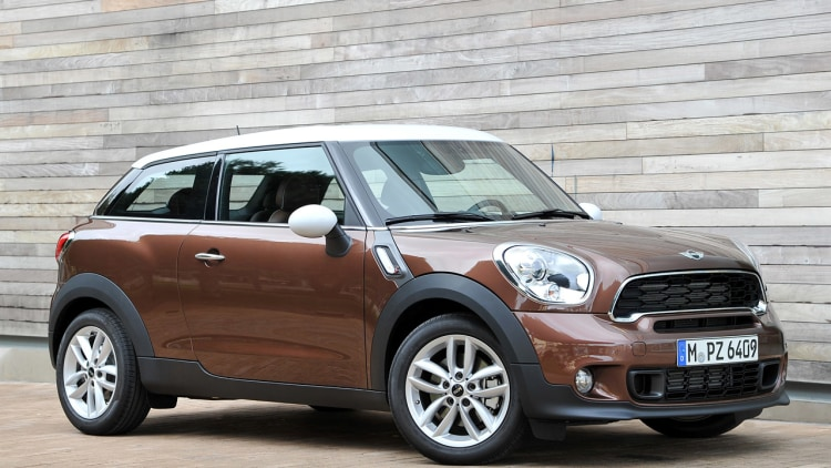 Image result for Mini Cooper Paceman
