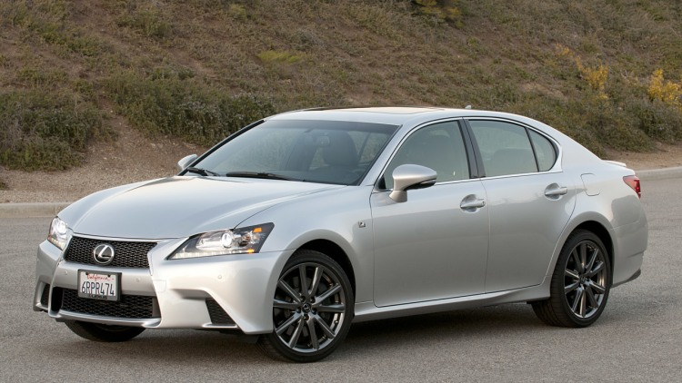 2013 lexus gs 350 f sport review photo gallery autoblog. Black Bedroom Furniture Sets. Home Design Ideas