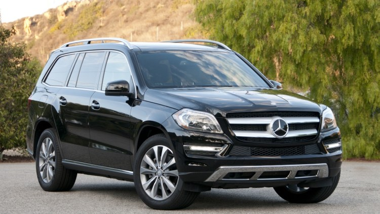 2013 Mercedes-Benz GL350 BlueTEC: Quick Spin