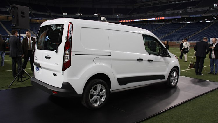 2014 Ford Transit Connect Van: Live Photo Gallery - Autoblog