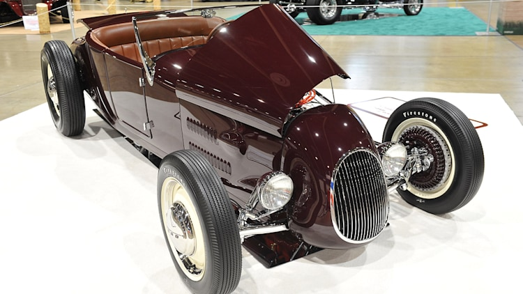 1927 Ford Roadster owned by John Mumford