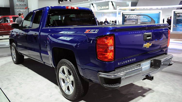 2014 Chevrolet Silverado Z71 Detroit 2013 Photo Gallery  Autoblog