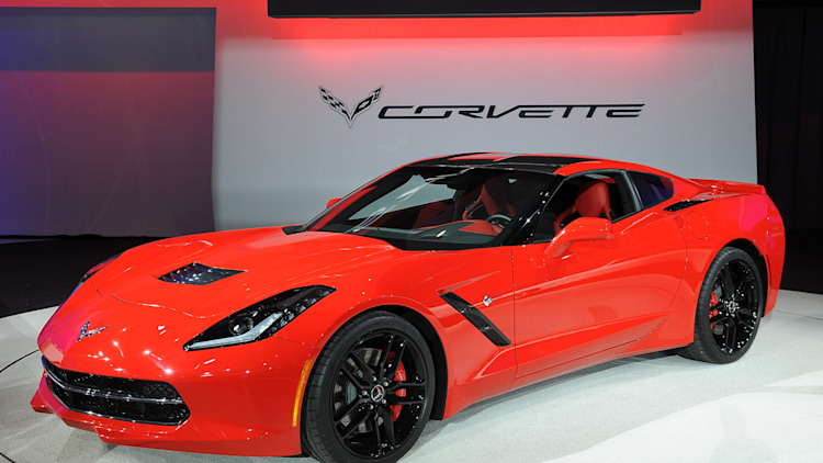 2014 chevrolet corvette stingray detroit 2013 photo gallery. Cars Review. Best American Auto & Cars Review