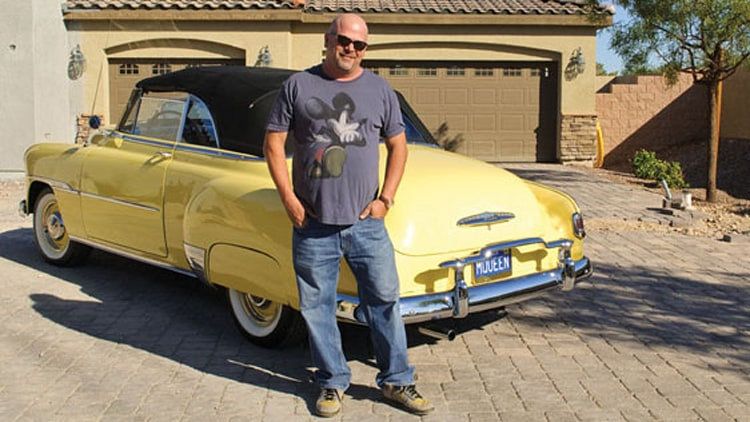 Steve Mcqueen 39 S Last Movie Car Now Pawn Stars Owned Up