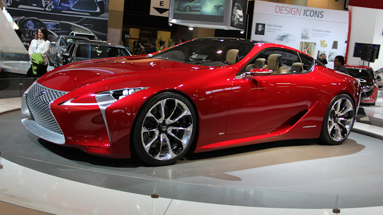 Lexus Resurrecting Sc Name For Big Expensive Coupe Autoblog