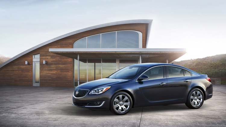 next buick regal coming in 2017 could be imported from germany autoblog. Black Bedroom Furniture Sets. Home Design Ideas