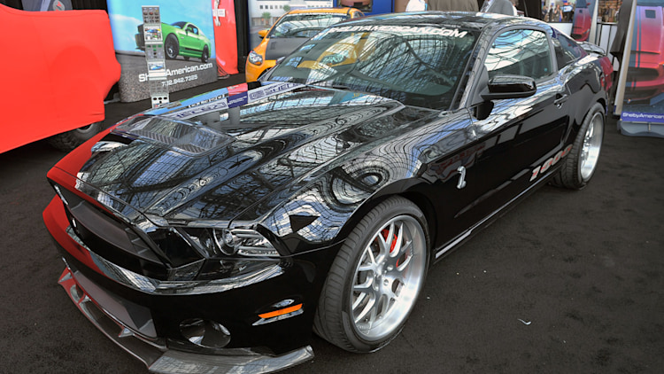 2013 Shelby 1000 cranks up the horsepower dial to 1200  Autoblog