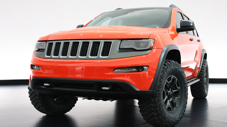 2010 Jeep Grand Cherokee Concept photo - 3