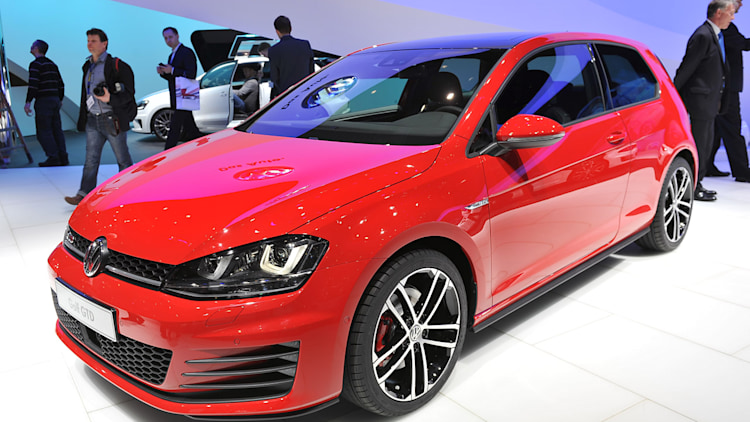 Vw Confirms Golf Gtd Diesel Coming To Us For 2016 Autoblog