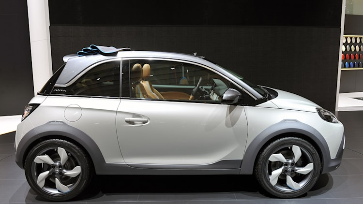 opel adam rocks concept geneva 2013 photo gallery autoblog. Black Bedroom Furniture Sets. Home Design Ideas