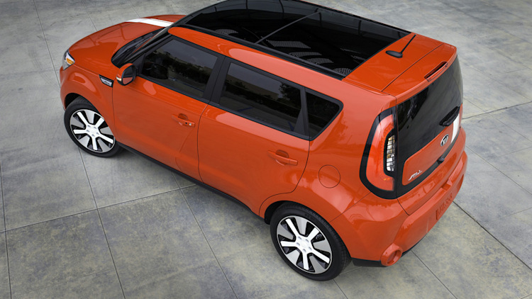 2014 Kia Soul Photo Gallery - Autoblog