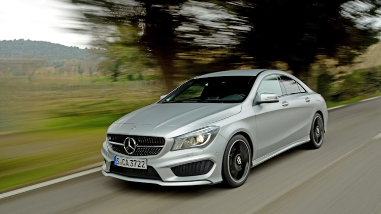 Image gallery 2013 mercedes cla 250 for 2013 mercedes benz cla250 4matic