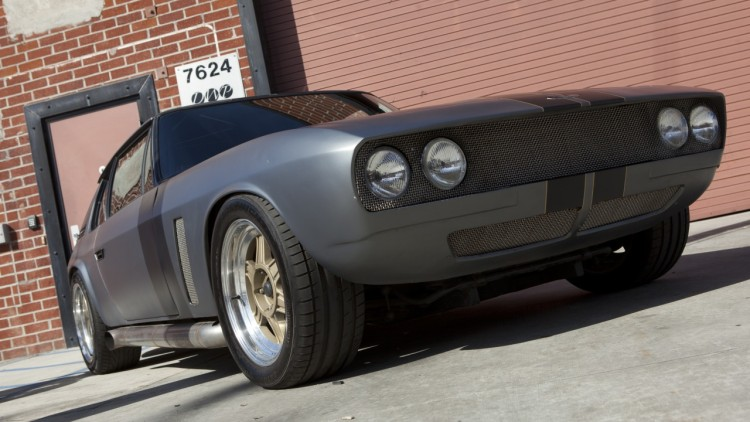 Fast & Furious 6: 1973 Jensen Interceptor